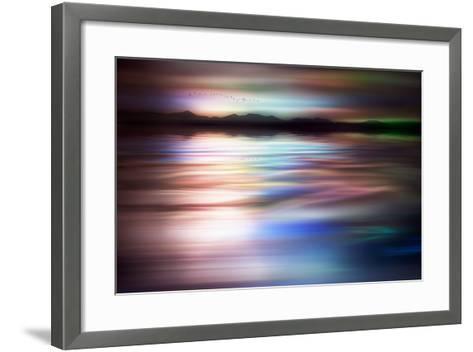 Sundown-Ursula Abresch-Framed Art Print