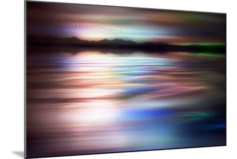 Sundown-Ursula Abresch-Mounted Photographic Print