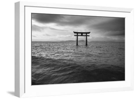 Biwa Japan-Art Wolfe-Framed Art Print
