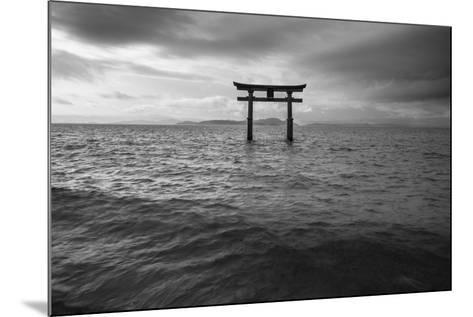 Biwa Japan-Art Wolfe-Mounted Photographic Print