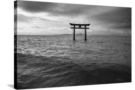 Biwa Japan-Art Wolfe-Stretched Canvas Print