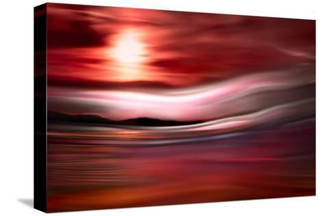 Vancouver Evening-Ursula Abresch-Stretched Canvas Print