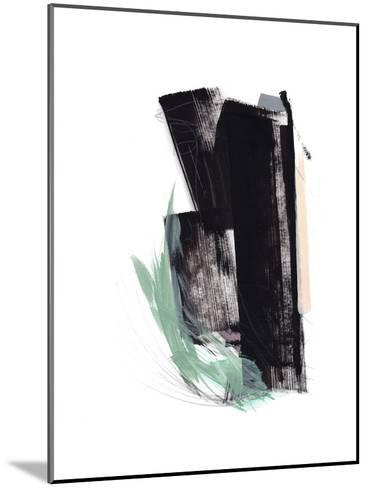 Study 20-Jaime Derringer-Mounted Giclee Print