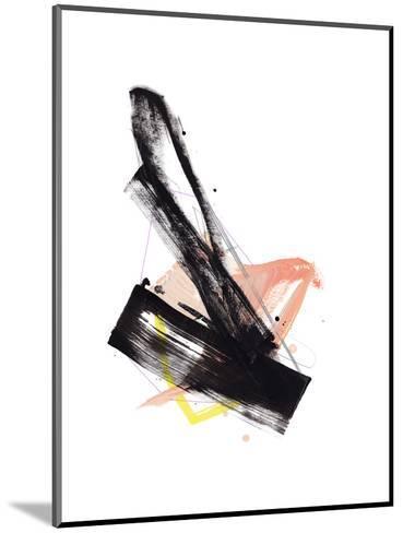 Study 27-Jaime Derringer-Mounted Giclee Print