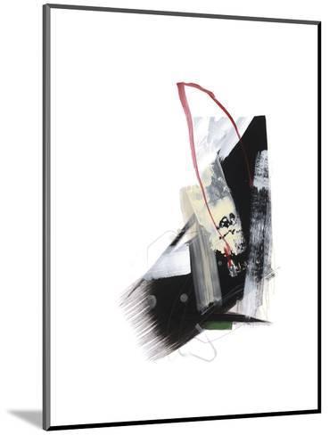Study 24-Jaime Derringer-Mounted Giclee Print