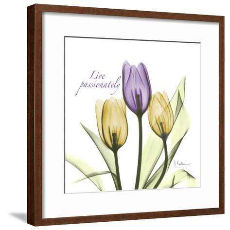 Passionately Tulip-Albert Koetsier-Framed Art Print