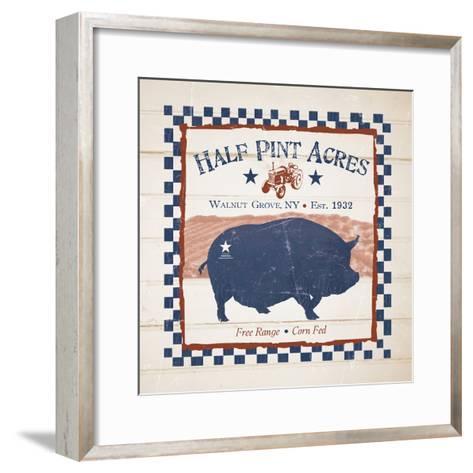 Half Pint Acres-Diane Stimson-Framed Art Print