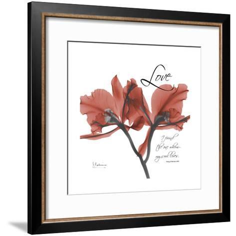 Love Orchid-Albert Koetsier-Framed Art Print