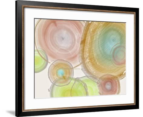 Tree Ring II-Albert Koetsier-Framed Art Print