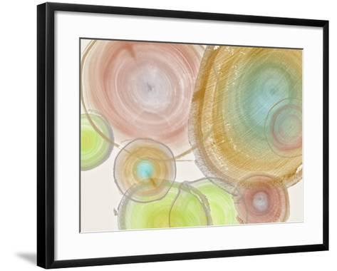 Tree Ring II-Albert Koetsier-Framed Art Print