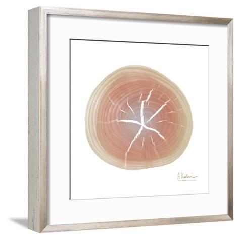 Tree Ring 5-Albert Koetsier-Framed Art Print