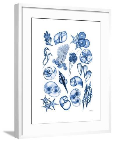 Blue Sea-Albert Koetsier-Framed Art Print