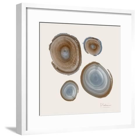 Tree Ring 19-Albert Koetsier-Framed Art Print