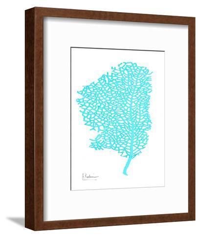 Sea Fan-Albert Koetsier-Framed Art Print
