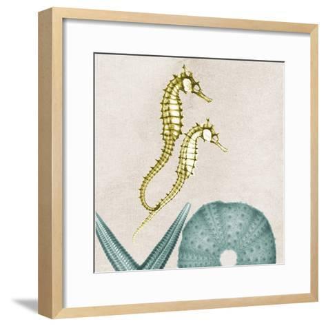 Under the Sea 1-Albert Koetsier-Framed Art Print