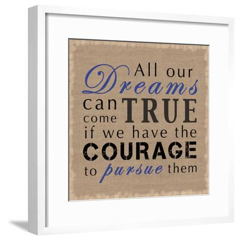 All Our Dreams-Lauren Gibbons-Framed Art Print