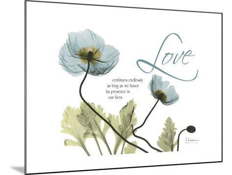 Love Tulips-Albert Koetsier-Mounted Premium Giclee Print