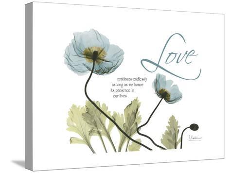 Love Tulips-Albert Koetsier-Stretched Canvas Print