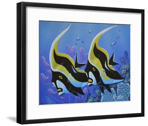 Morish Idols-Apollo-Framed Art Print