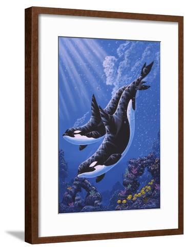 Do Wet-Apollo-Framed Art Print