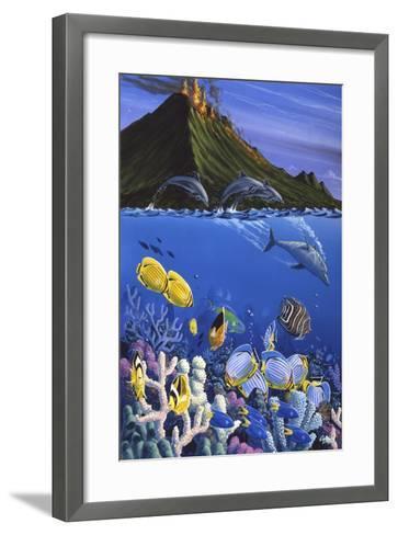 Expressions-L-Apollo-Framed Art Print