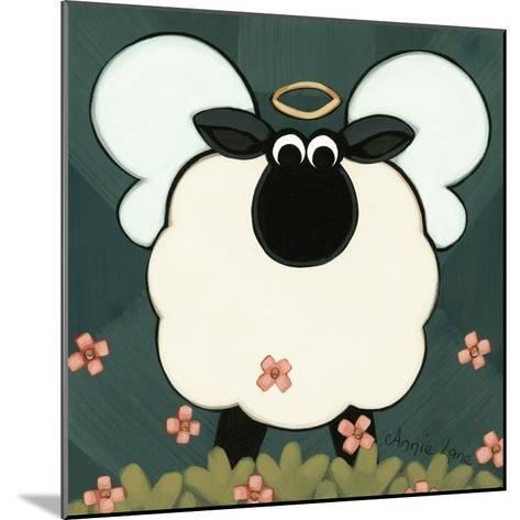 Holy Sheep-Annie Lane-Mounted Giclee Print