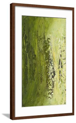 Bubbling Up-Annie Darling-Framed Art Print