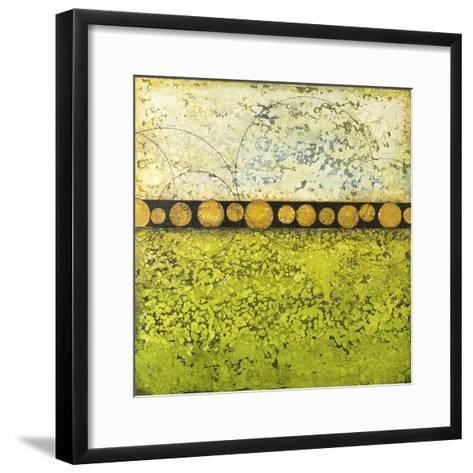 There Is Darkness on the Horizon-Annie Darling-Framed Art Print