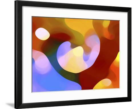 Colorful Tree of Light-Amy Vangsgard-Framed Art Print