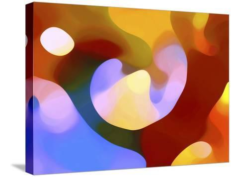 Colorful Tree of Light-Amy Vangsgard-Stretched Canvas Print