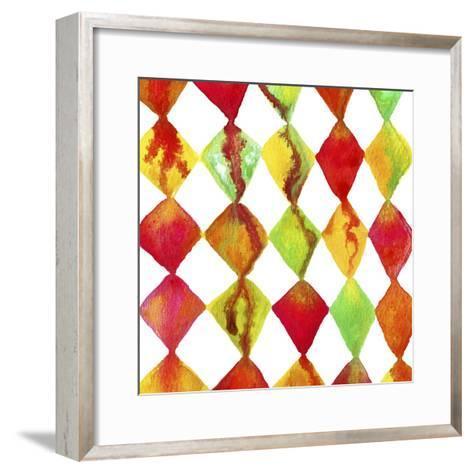 Dripping with Diamonds-Amy Vangsgard-Framed Art Print