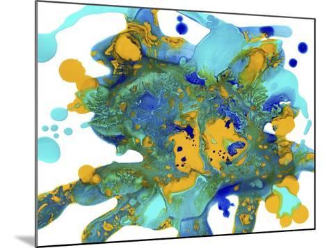 Sea Life Fantasy-Amy Vangsgard-Mounted Giclee Print