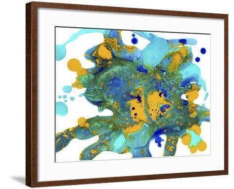 Sea Life Fantasy-Amy Vangsgard-Framed Art Print