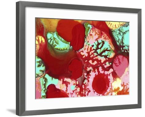 Flowing with Love-Amy Vangsgard-Framed Art Print