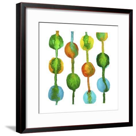 Global Connections-Amy Vangsgard-Framed Art Print