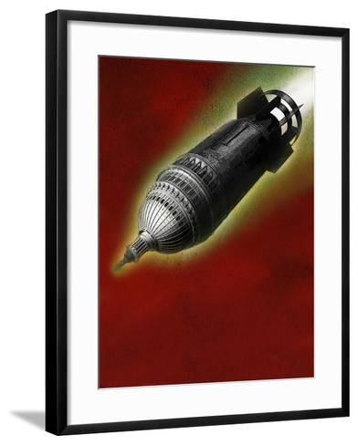 Congress II-Anthony Freda-Framed Art Print