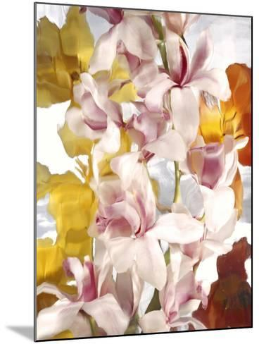 Flowers-Andrzej Pluta-Mounted Giclee Print