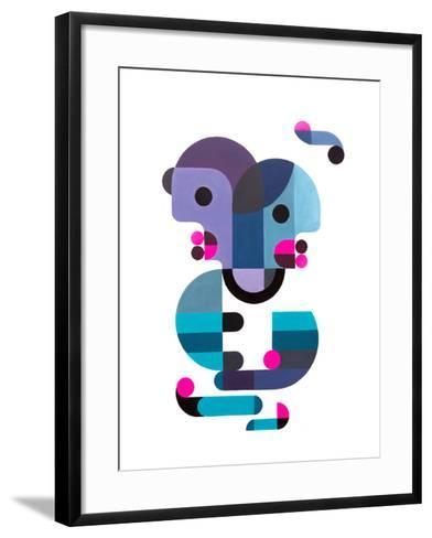 Out of Focus-Antony Squizzato-Framed Art Print