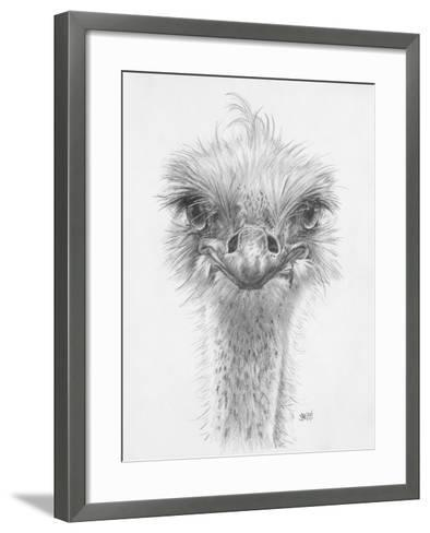 Ozzy-Barbara Keith-Framed Art Print