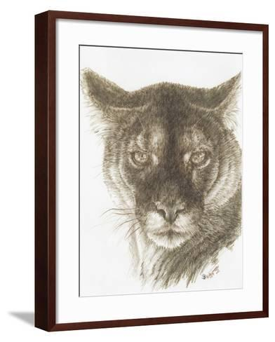 Malcontent-Barbara Keith-Framed Art Print
