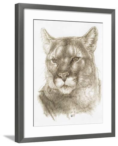 Maverick-Barbara Keith-Framed Art Print