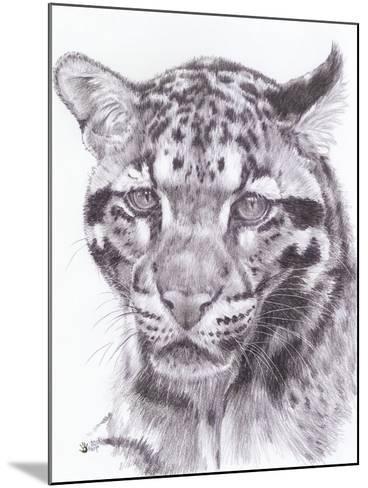 Blatant-Barbara Keith-Mounted Giclee Print