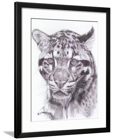 Blatant-Barbara Keith-Framed Art Print