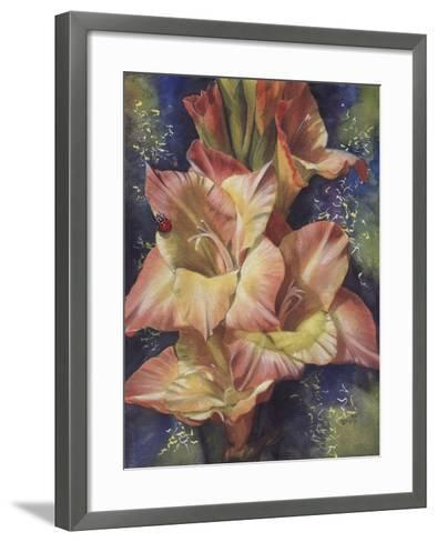 Afternoon-Barbara Keith-Framed Art Print