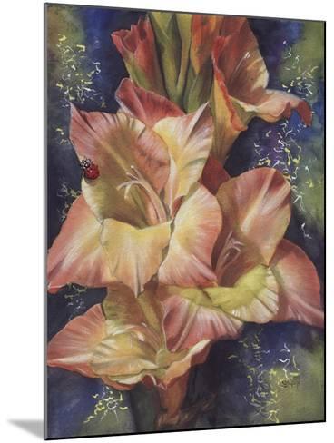 Afternoon-Barbara Keith-Mounted Giclee Print