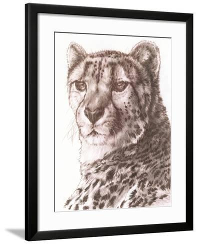 Haste-Barbara Keith-Framed Art Print