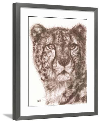 Hustle-Barbara Keith-Framed Art Print