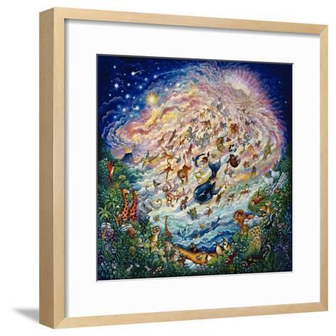 In the Beginning-Bill Bell-Framed Art Print
