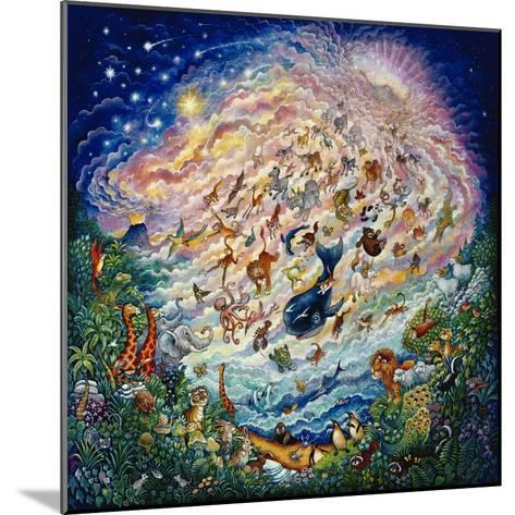 In the Beginning-Bill Bell-Mounted Giclee Print