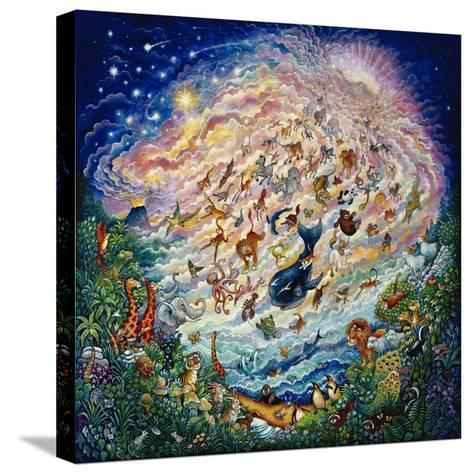 In the Beginning-Bill Bell-Stretched Canvas Print